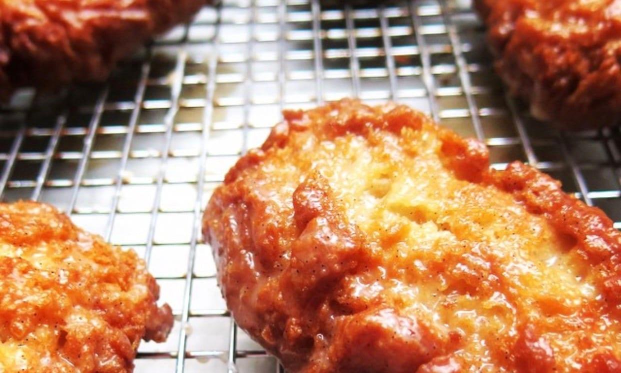 Buttermilk Bar Doughnuts | Jessie Sheehan Bakes