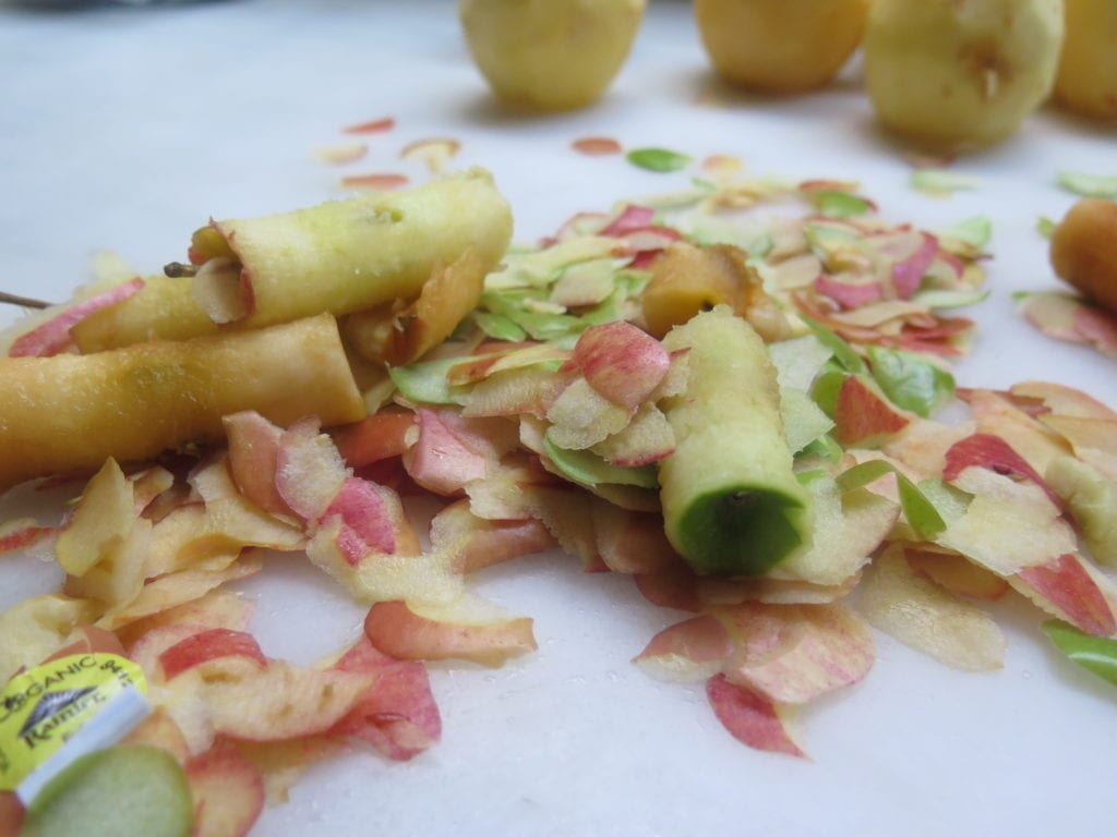 Apple Peels and Cores | Jessie Sheehan Bakes