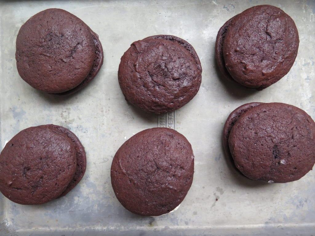 Chocolate Whoopie Pies | Jessie Sheehan Bakes