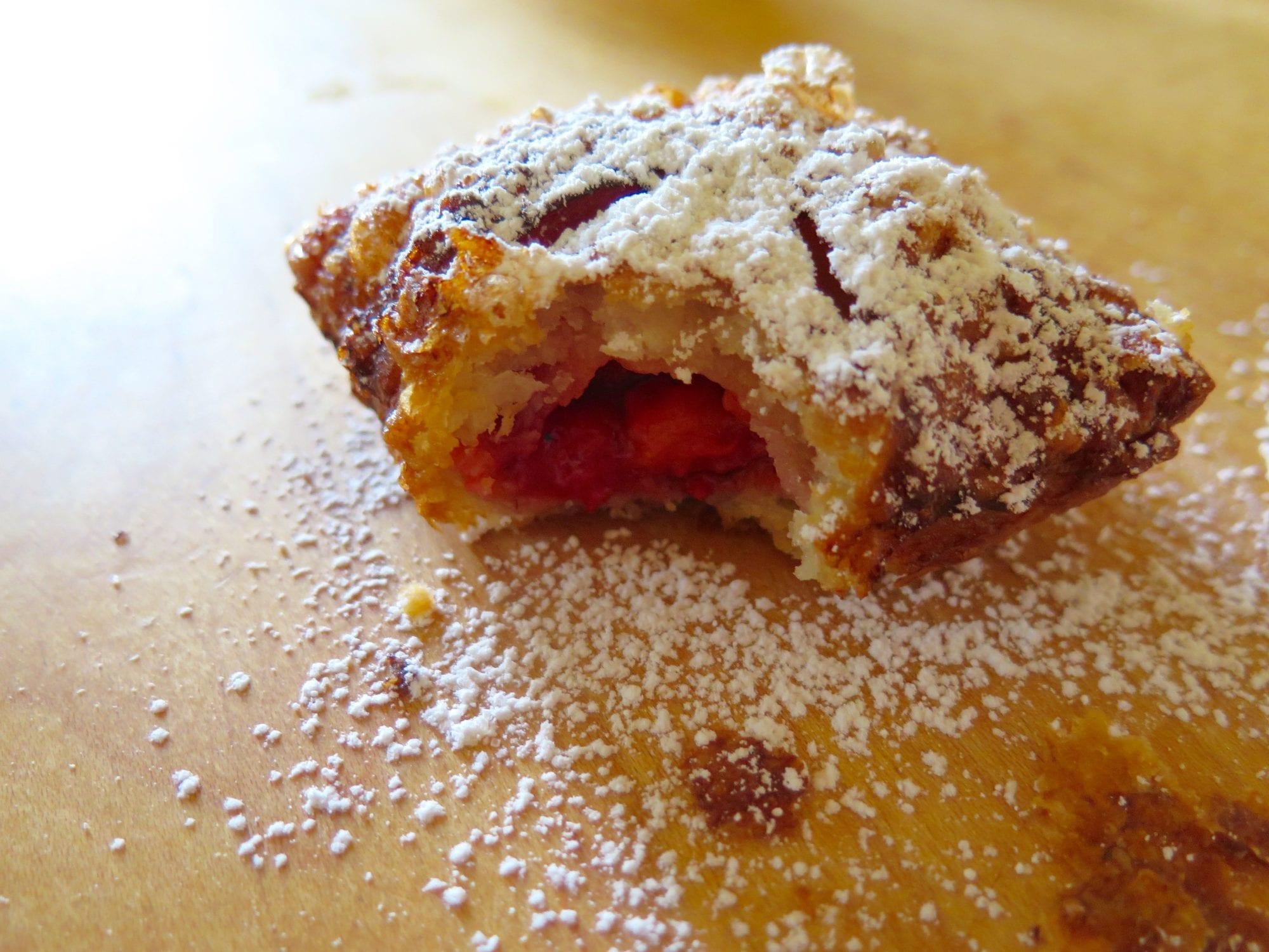 Fried Strawberry Hand Pies Recipe   Jessie Sheehan Bakes