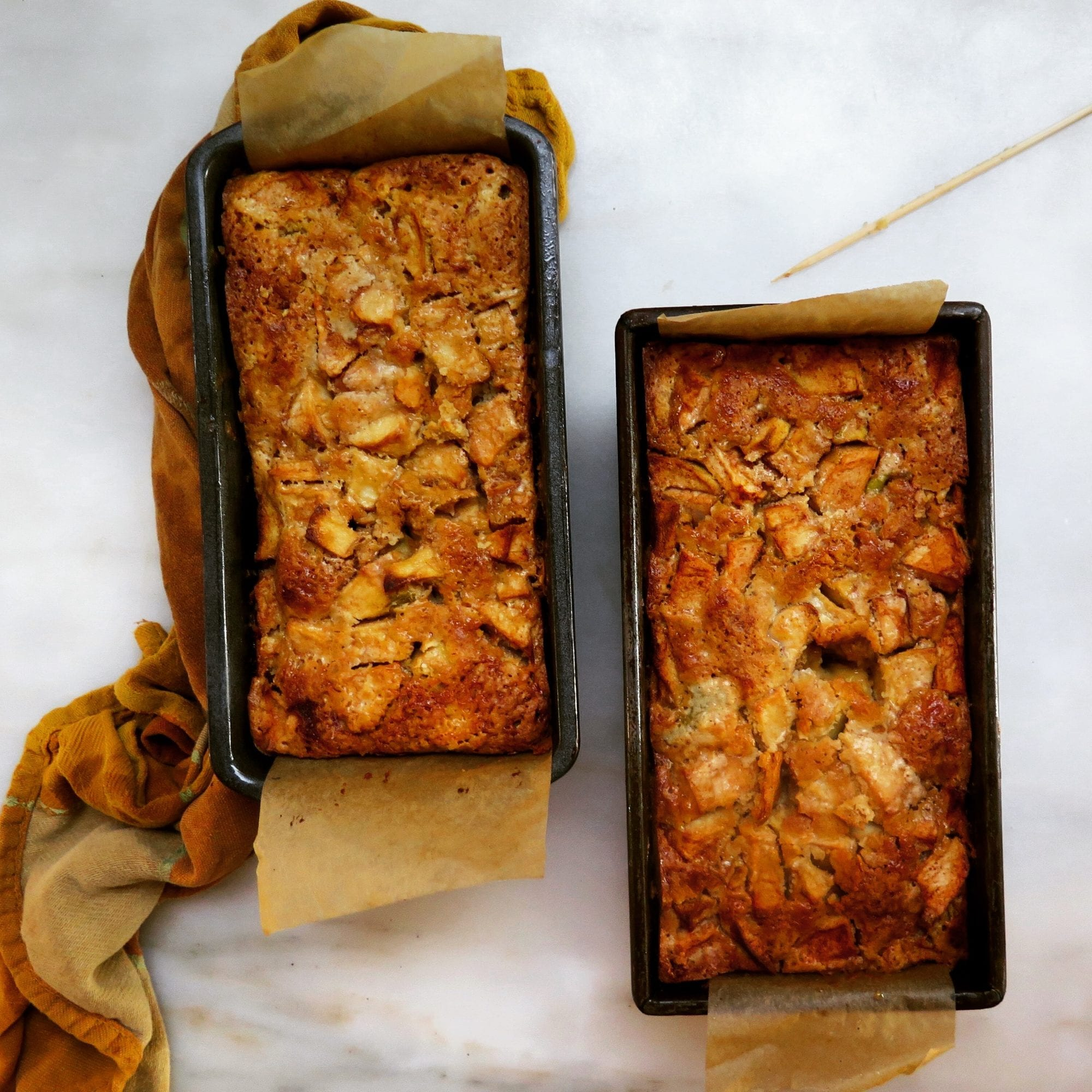Apple Loaves | Jessie Sheehan Bakes