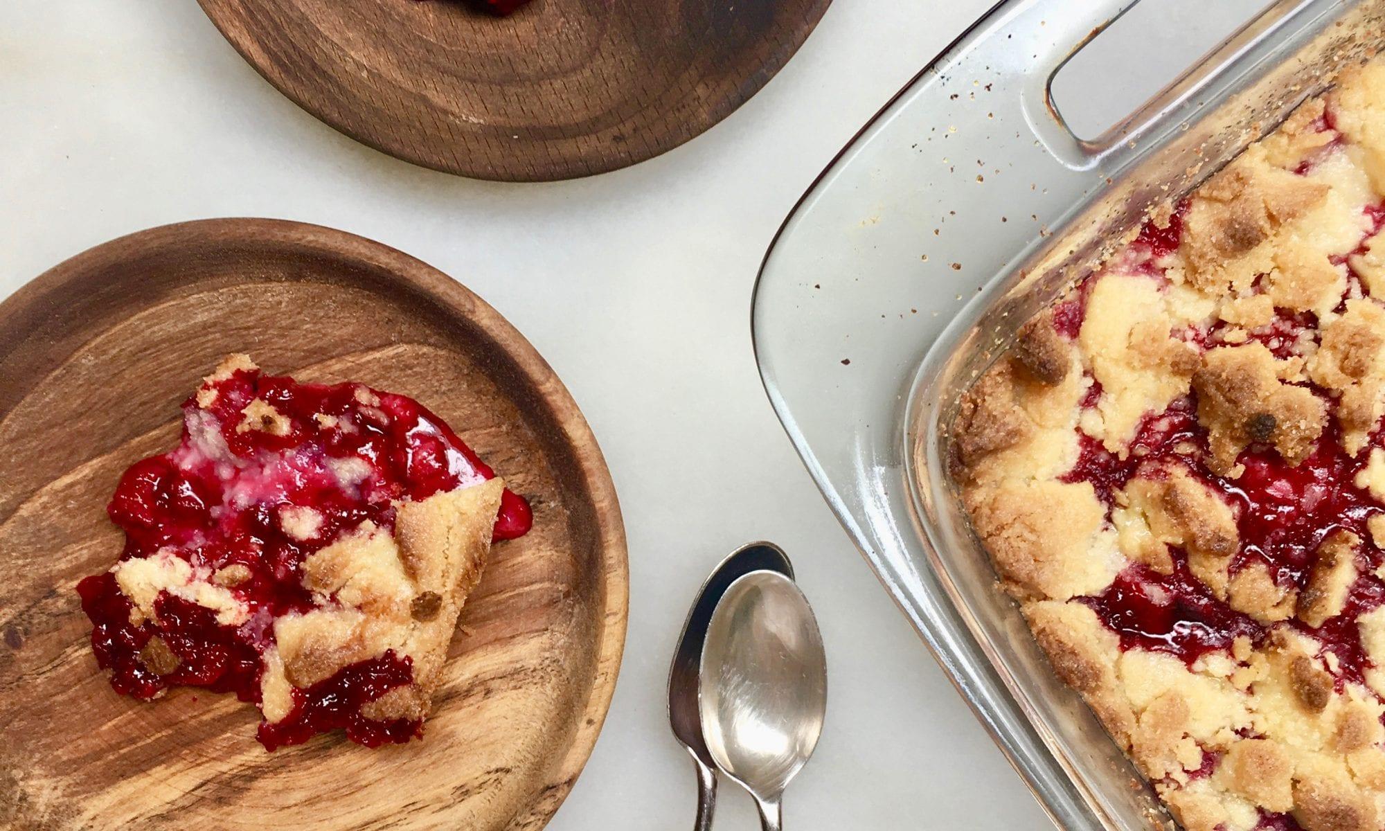Mixed berry crumble | Jessie Sheehan Bakes