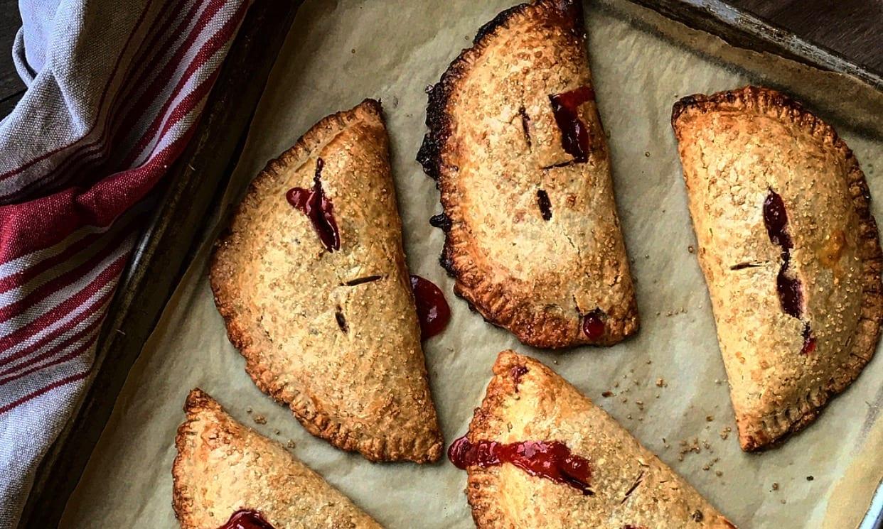 PB&J Hand Pies | Jessie Sheehan Bakes