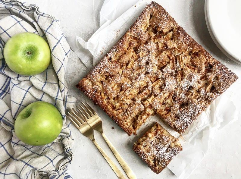 Apple Snack Cake | Jessie Sheehan